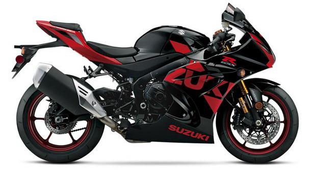 Suzuki superbajk linija za 2020. godinu