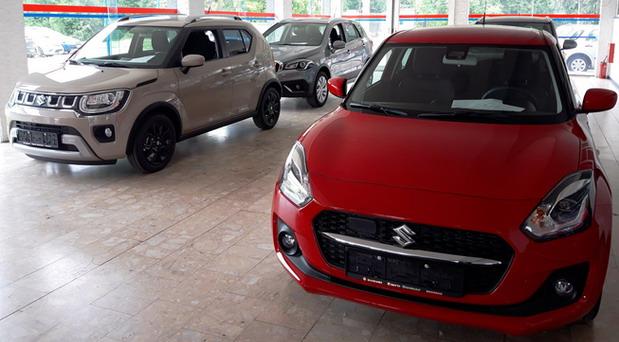 Suzuki Ignis & Swift