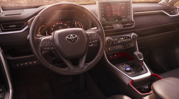 Toyota RAV4 TRD Off Road