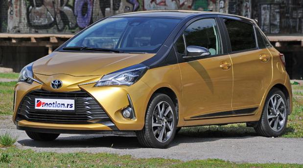 Toyota Yaris 1.5 VVT-i Y20
