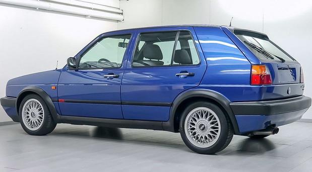 VW Golf GTI G60