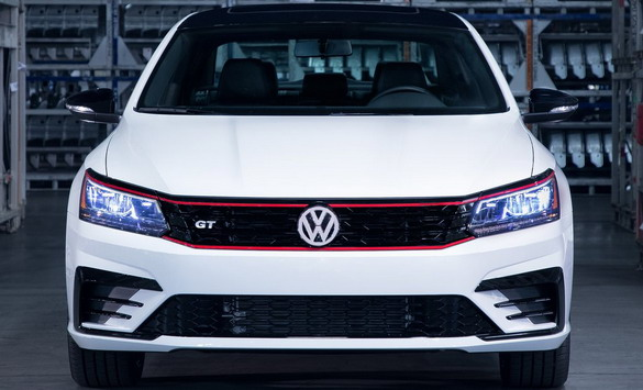 Volkswagen Passat GT