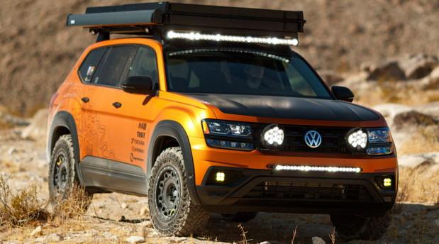 Volkswagen Atlas Adventure Concept