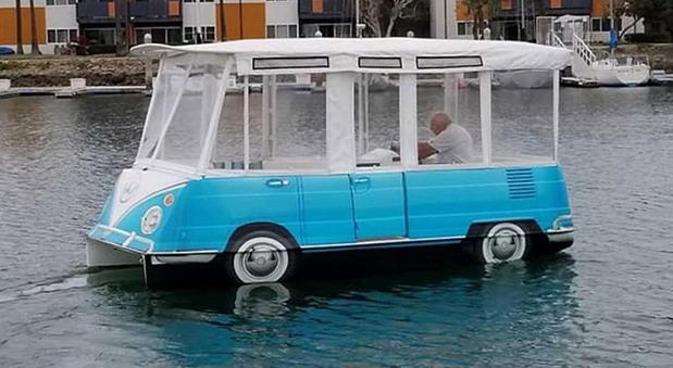 Volkswagen čamac