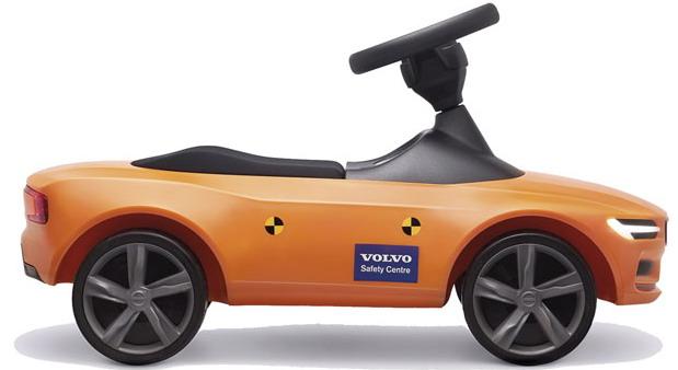 Volvo na pedale