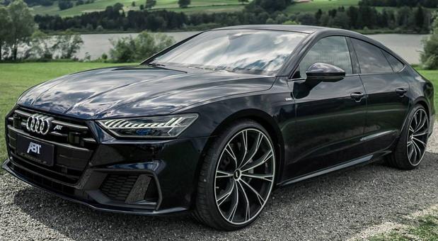 ABT Audi A7 Sportback