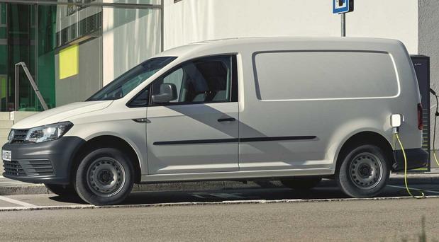 ABT Volkswagen e-Caddy