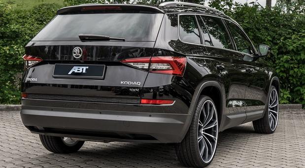 ABT Škoda Kodiaq