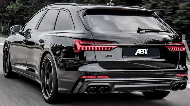ABT Audi S6 TDI
