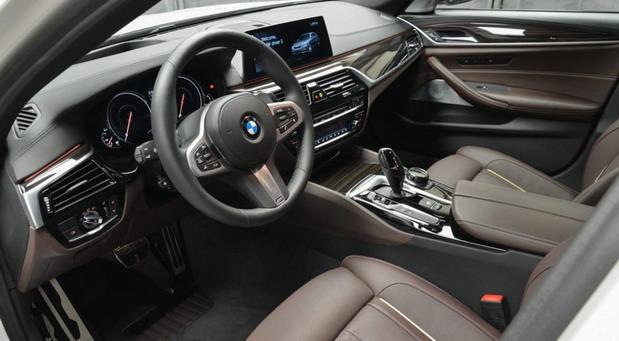 BMW 550i by AC Schnitzer