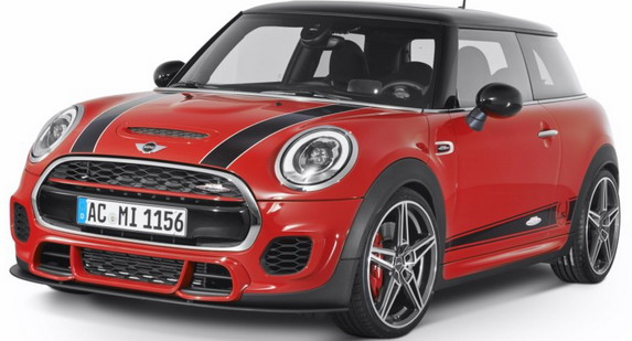 ac schnitzer mini john cooper works f56. Black Bedroom Furniture Sets. Home Design Ideas