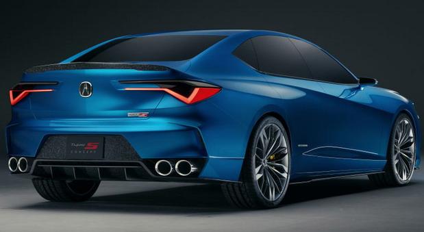 Acura Type S Concept
