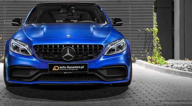 Auto-Dynamics Charon Mercedes-AMG C63 S