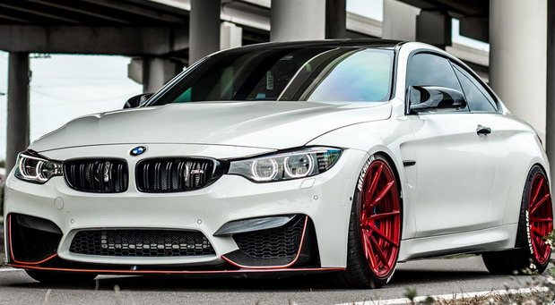 ADV1 BMW M4 Coupe