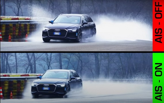 Aquaplaning Intelligent System