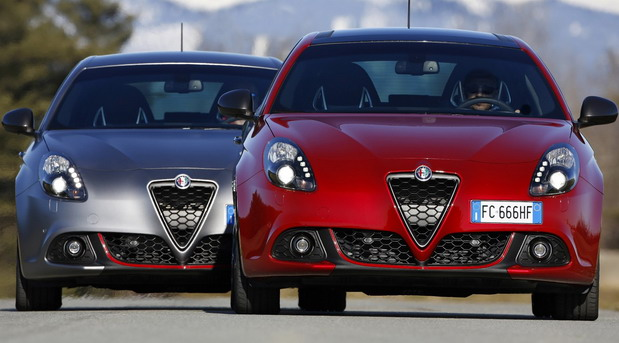 """Alfa Romeo Giulietta """"110 Edizione 2021"""""""