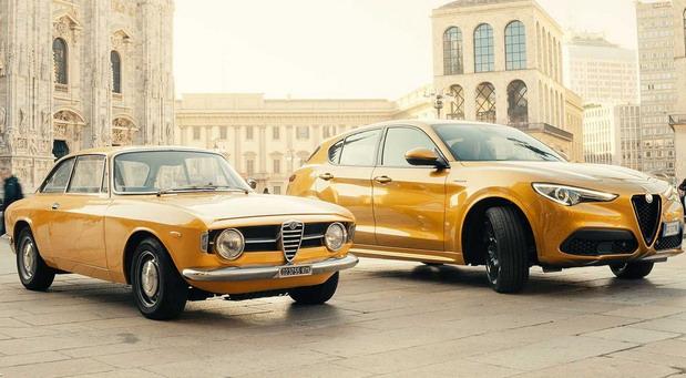 Alfa Romeo Giulia i Stelvio GT Junior