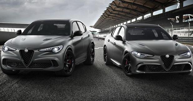 Alfa Giulia i Stelvio Quadrifoglio