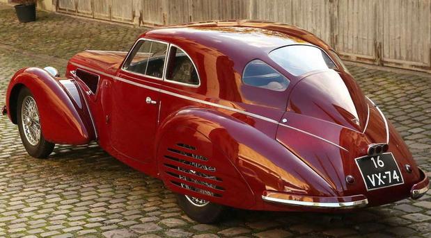 Alfa Romeo 8C 2900 B Touring