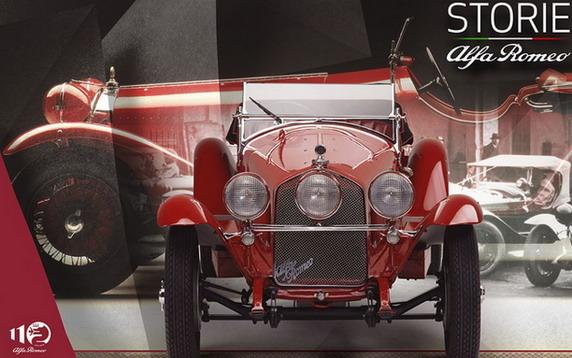 Alfa Romeo Storie