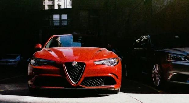 Alfa Romeo zaplena