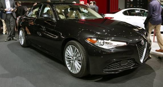 Alfa Romeo NY