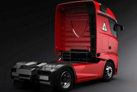 Alfa Romeo kamion