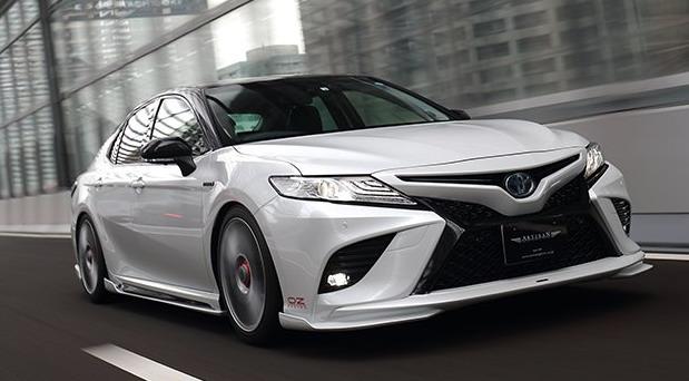 Artisan Spirits Toyota Camry
