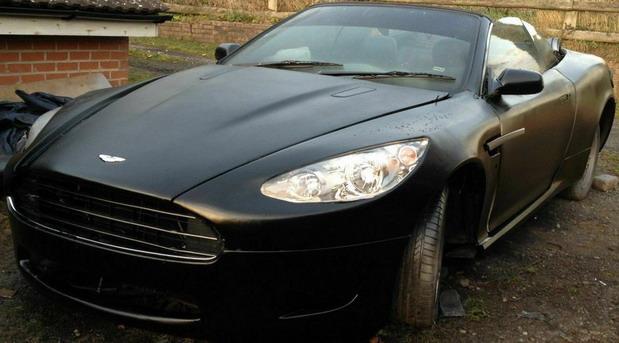 Toyota Aston Martin