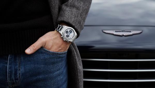 Aston Martin x Girard-Perregaux