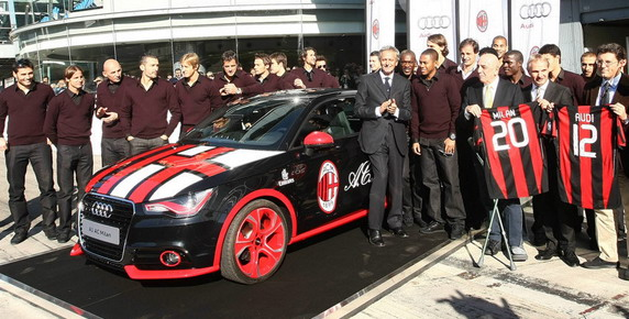 ac milan defenders 2010 camaro - photo#2