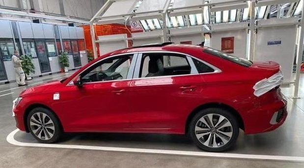 Audi A3 L