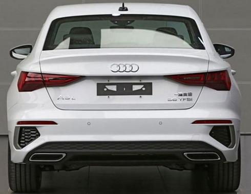 Audi A3 L Limousine