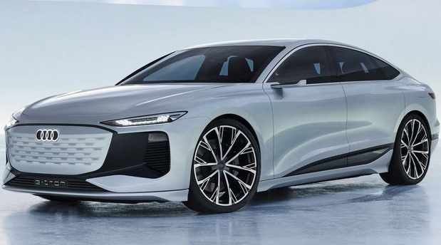 Audi A6 e-tron
