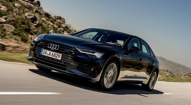 Audi A6 – 50TDI V6 quattro Tiptronic