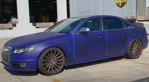 Unikatni Audi