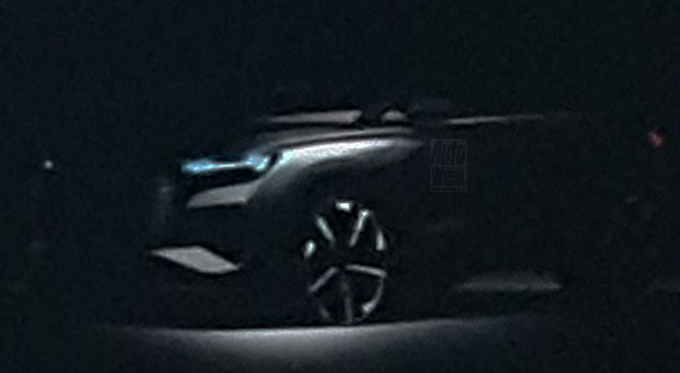 Audi mini e-tron SUV