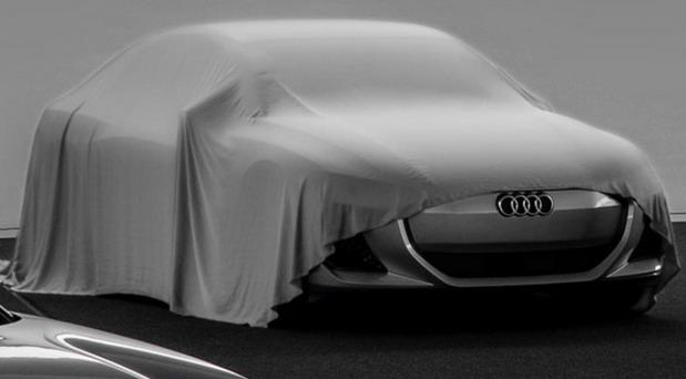 Audi PPE concept