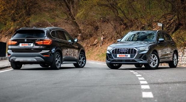 Audi Q3 35 TFSI vs BMW X1 xDrive 18d