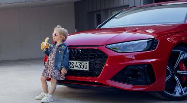 Audi reklama