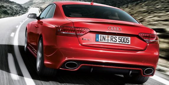 Audi A1, A5RS i A8 na salonu u Ženevi Audi%20rs5%20111