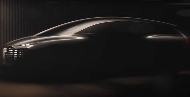 Audi Urbansphere Concept