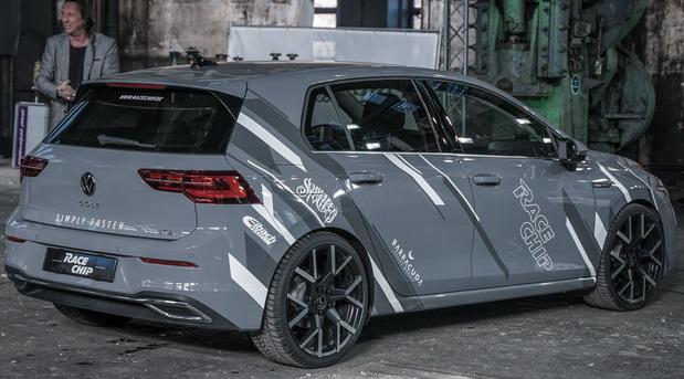 Volkswagen Golf 1.5 TSI by Barracuda