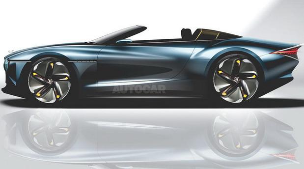 Bentley planira ekskluzivni sports tourer