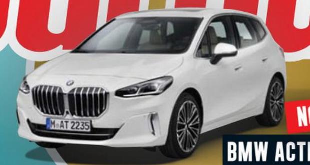 BMW Serije 2 Active Tourer