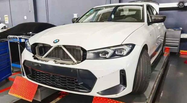 BMW Serije 3 facelift