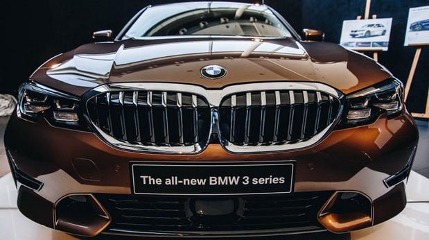 Novi BMW Serije 3 u Beogradu