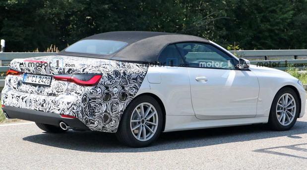 BMW Serije 4 Cabrio