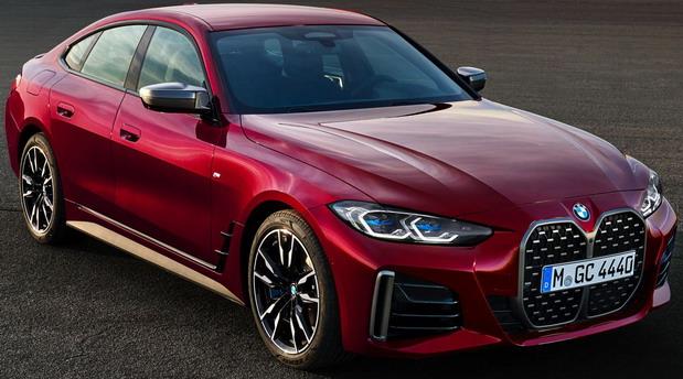 BMW Serije 4 Gran Coupe