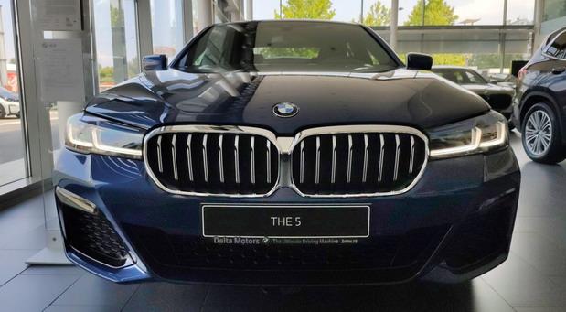 Novi BMW Serije 5